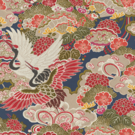 Rasch Kimono behang the Kimono 409352