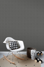 Esta Home Scandi Cool behang Linnenstructuur 139028