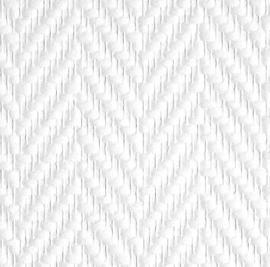 Glasvlies Visgraat 25x1M