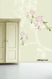 Eijffinger Un Bisou Wallpower 365114 Fleur de printemps