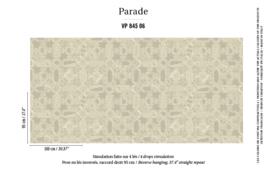 Élitis Parade behang Moko VP 84506