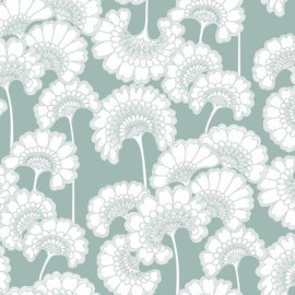 York Wallcoverings Florence Broadhurst behang Japanese Floral FB1464