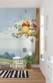 Disney Fotobehang Winnie Pooh Tree 4-4116