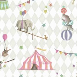 BN Doodleedo behang Join The Circus 220741