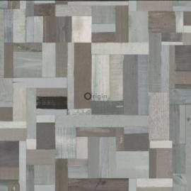 Origin Matières-Wood behang 337223