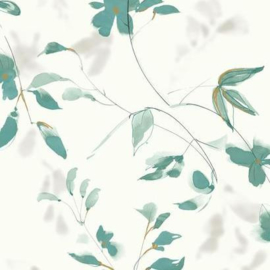 York Wallcoverings Candice Olson Tranquil behang Linden Flower SO2440