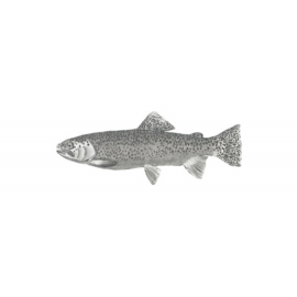 Esta Home Black & White - with a splash of gold behang PhotowallXL Wall Fish 158933