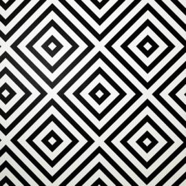 Arthouse Geo Diamond Mono behang 908909