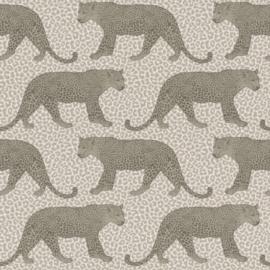 Rasch Leopard behang 215304