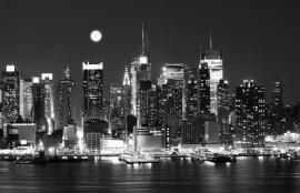 Dutch DigiWalls City Love Fotobehang New York CL08B