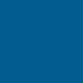Plakplastic uni Koningsblauw glans 45CM breed