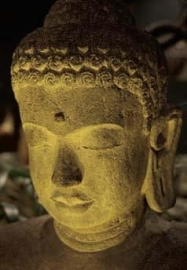 Dutch DigiWalls Fotobehang 1006 Budha