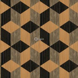 Origin Matières-Wood XXL behang 357215