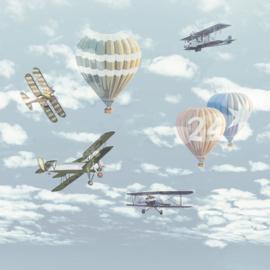 Eijffinger Wallpower Junior 364168 Fly In The Blue Sky