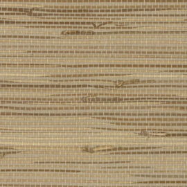 York Wallcoverings Grasscloth Volume II behang VG4440 Wide Knotted Grass