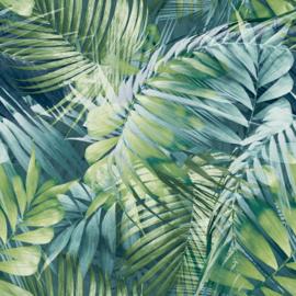 Dutch Nomad behang Antigua Palm 170702