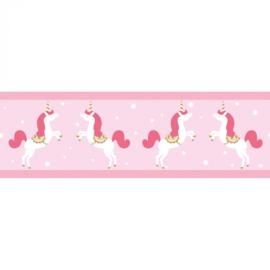 Caselio Girl Power behangrand Princess Unicorns GPR 100904233