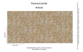 Élitis Samarcande behang Khan VP 87303