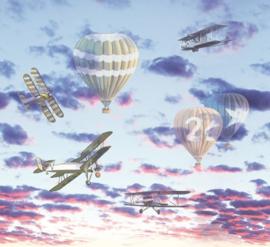 Eijffinger Wallpower Junior 364167 Fly In The Sunset Sky