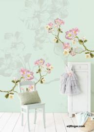Eijffinger Un Bisou Wallpower 365117 Fleur de printemps