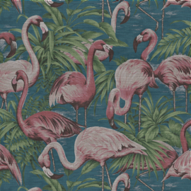 Arte Avalon behang Flamingo 31541