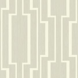 Dutch First Class Black & White behang 1302500