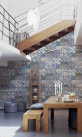Living Walls Metropolitan Stories behang Anke & Daan Amsterdam 36923-2