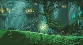 XXL Wallpaper Fairy Tale 2 0301-2