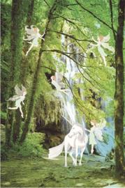 Eijffinger Wallpower Junior 364136 Fairy Forest