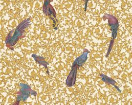Versace Home IV behang Barocco Birds 37053-2
