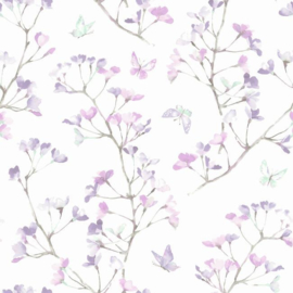 York Wallcoverings A Perfect World behang KI 0515 Watercolor Branch