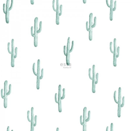 Esta Home Greenhouse Cactus behang 138898