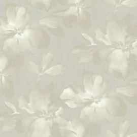 York Wallcoverings Candice Olson Tranquil behang Midnight Blooms SO2472