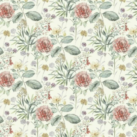 York Wallcoverings Handpainted Traditionals behang Midsummer Floral TL1919