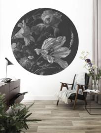 KEK Amsterdam Flora & Fauna behangcirkel Golden Age Flowers CK-010