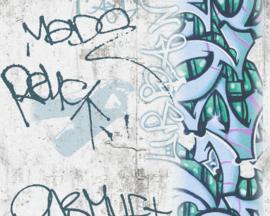 AS Creation Boys and Girls 6 behang Graffiti 36986-2
