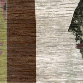 Élitis Eldorado Atelier Cap Vert digitaal behang VP 891 01