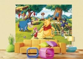 AG Design Fotobehang Disney Winnie the Pooh FTDS1938