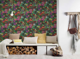 AS Creation Floral Impression behang 37756-1