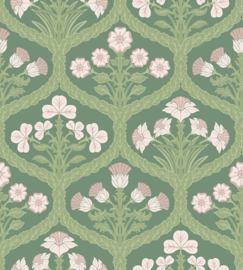 Cole & Son The Pearwood Collection behang Floral Kingdom 116/3009