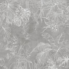 Schöner Wohnen New Spirit Wallprint Tropica 32752