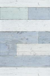 Eijffinger Wallpower Junior 364181 Faded Wood Blue