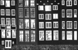 Dutch DigiWalls City Love Fotobehang Amsterdam CL03B