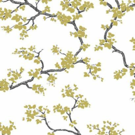 York Wallcoverings Florence Broadhurst behang Branches FB1404