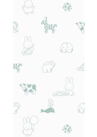 KEK Amsterdam Nijntje behang Animals WP-504