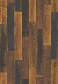 Dutch Restored Antique Floorboards behang 24047