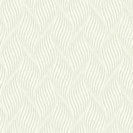 York Wallcoverings Ashford Whites behang SW7442 Groovy