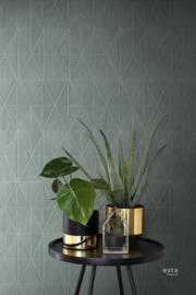 Esta Home Blush Origami behang 148712