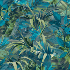 Dutch Wallcoverings Jungle Fever behang Paradise Flower JF2302