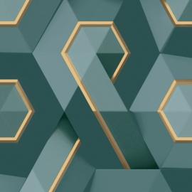 Dutch Onyx behang M35411